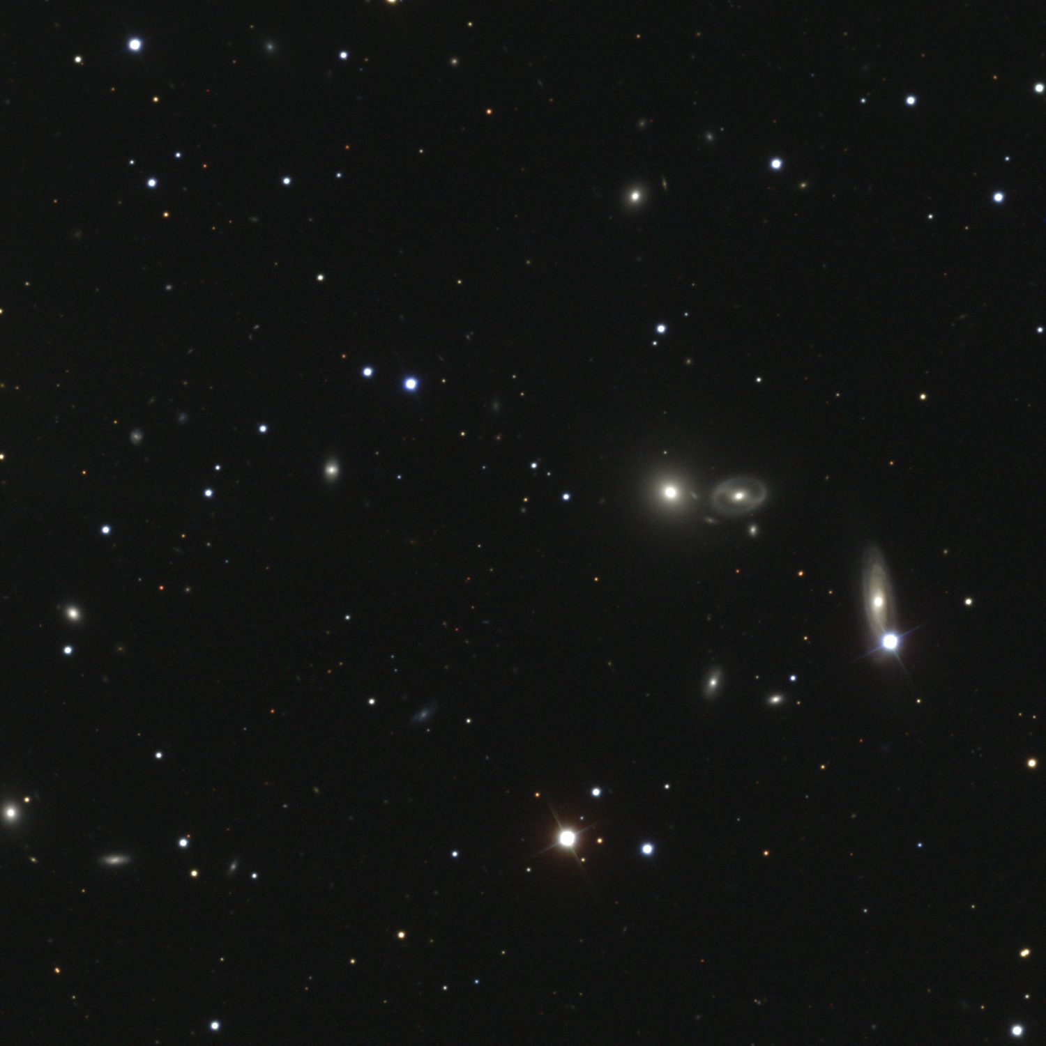 Background image stretch -  The Asinh Stretch Is Often Very Good For Picking Out Detail In Many Images Particularly Those Like Sdss With Galaxies On A Mostly Black Background